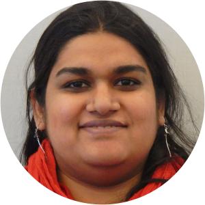 Swati Gupta headshot