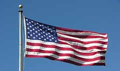 American flag - Flickr - Kahunapule Michael Johnson