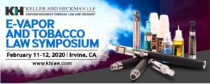 E-Vapor and Tobacco Law Symposium