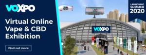 VOXPO 'Virtual Online Vape & CBD Expo'