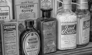 old-fashioned pharmacy products 300x180