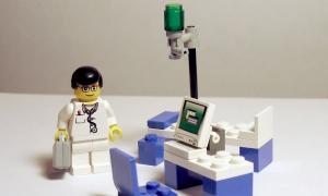 Lego doctor 300x180