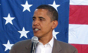 Obama - Flickr - Lewie Osborne