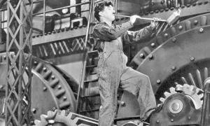 Charlie Chaplin Modern Times 300x180