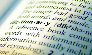 dictionary - Caleb Roenigk