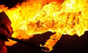 Heat and burn - Flickr Mark Juan