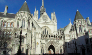 Royal Courts of Justice, London - Dan Perry 300x180