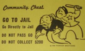 Go To Jail card 300x180