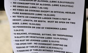California list of prohibitions - Teakwood 300x180