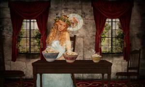 Goldilocks and the porridge - Violscraper 300x180