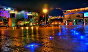 Millenium Square Bristol - Luke Andrew Scowen