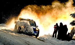 Rally in another form - Best of rally live