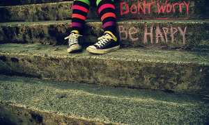 don't worry be happy - Evil Erin 300x180