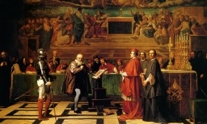 Galileo and the Inquisition 900x540