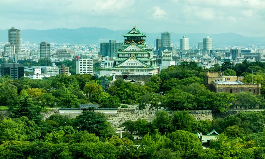 Osaka, site of ISO e-cigarette meeting