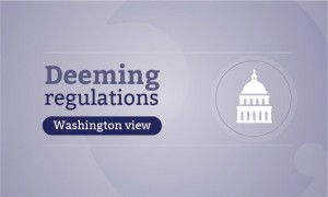 deeming regulations news package - Washington view 900x540