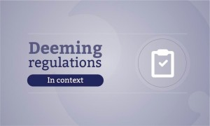 deeming regulations news package - in context 900x540