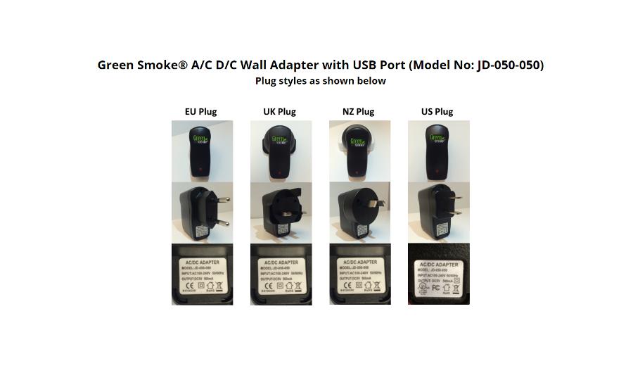 Green Smoke adapter - Altria