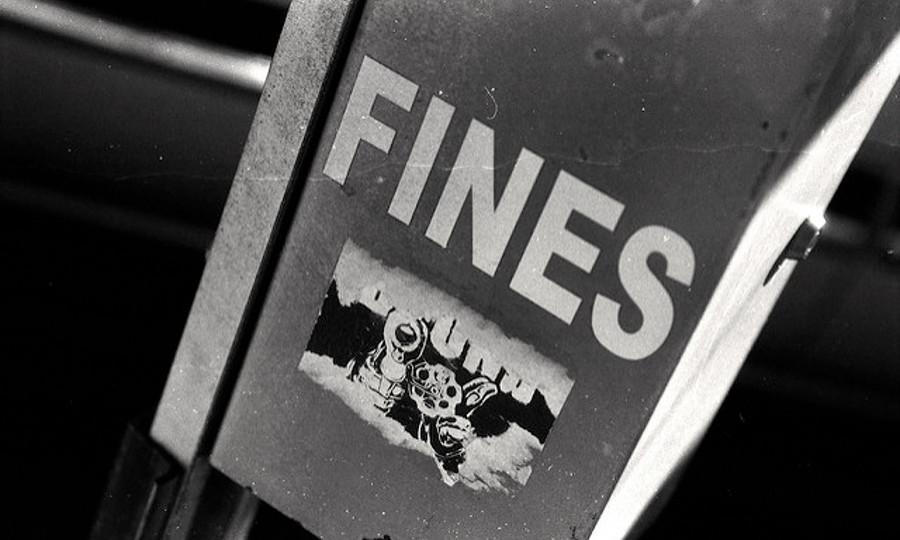 Fines - Steve Snodgrass