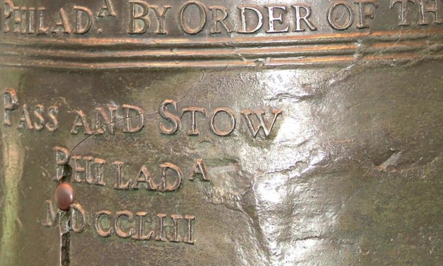 Philadelphia Pennsylvania Liberty Bell - Jim Sugrue 900x540