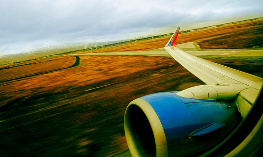 Flight ban case - Joseph De Palma