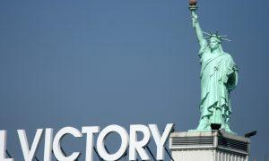 V for victory - Quinn Dombrowski