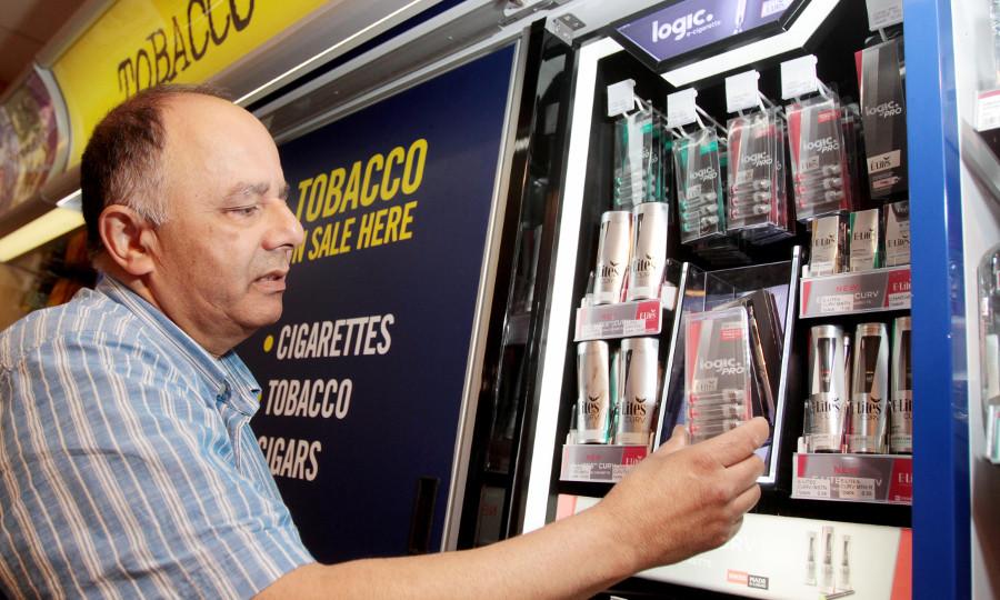 JTI tobacco gantry modification - JTI