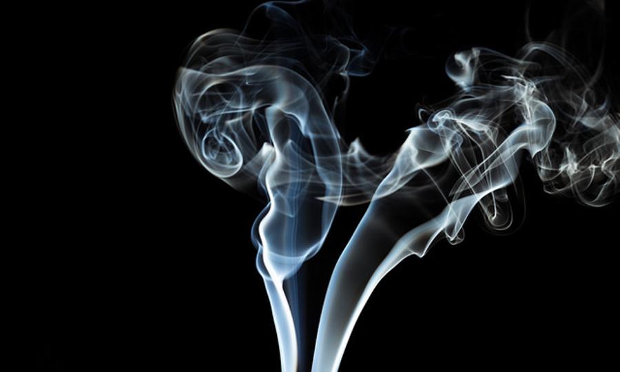 dual smoke - olli henze