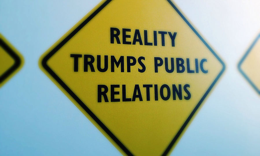 losing the public relations battle - jeff eaton