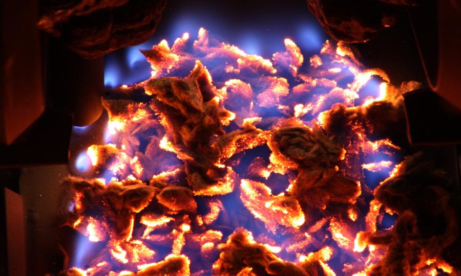 Ember burning - Matt Swern