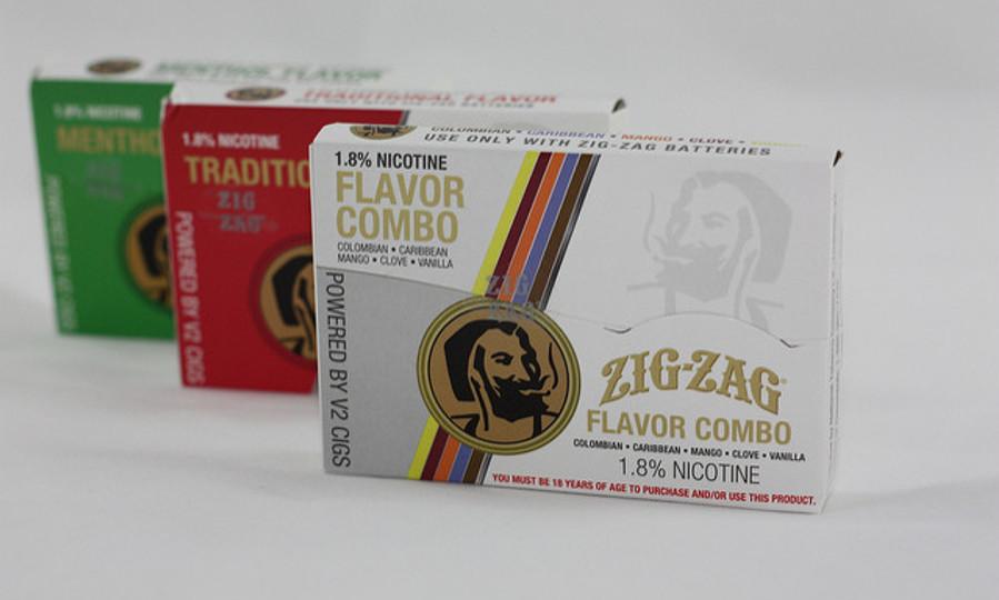 Zig Zag e-cigs - Lindsay Fox