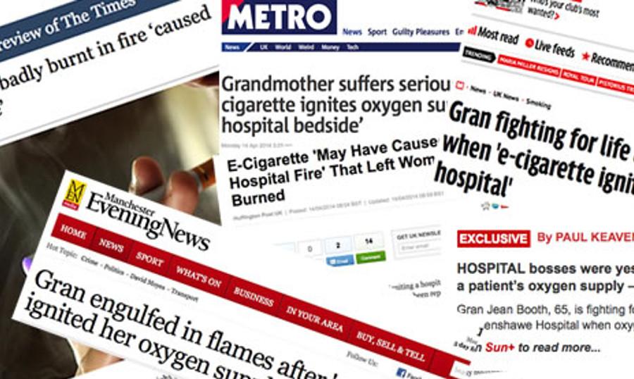e-cig incidents in the news - Ecig Click