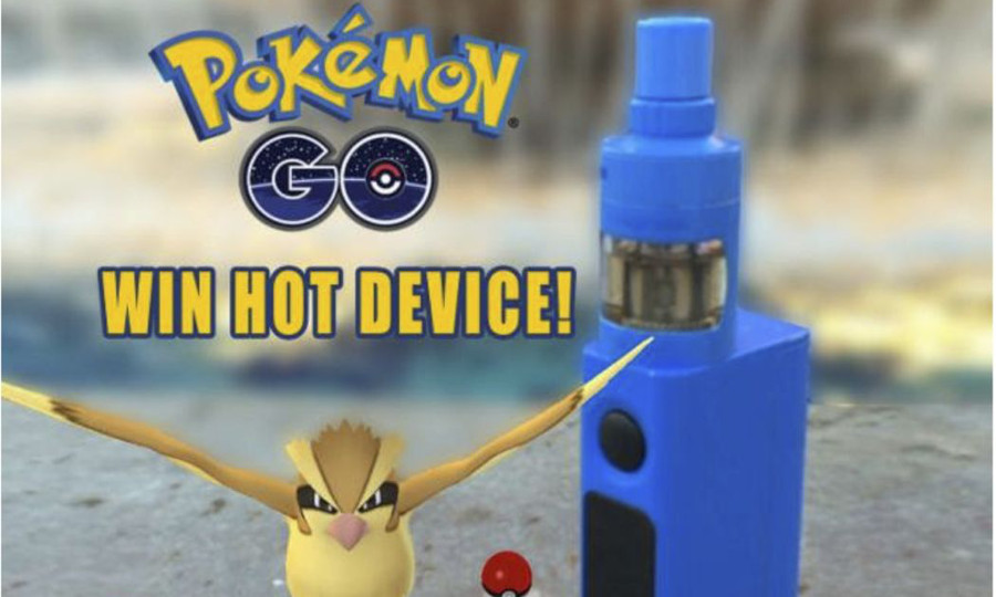 Pokemon Go and vape shops - BMJ