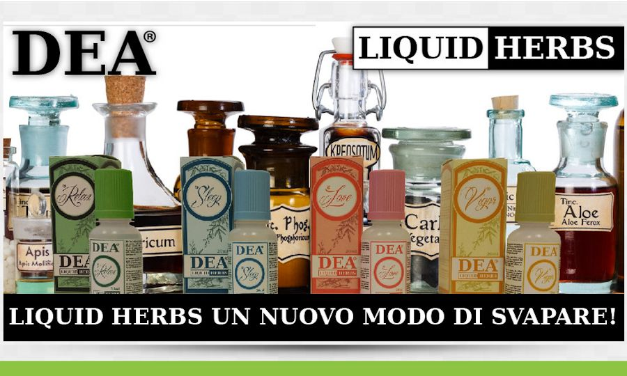 DEA Flavors online