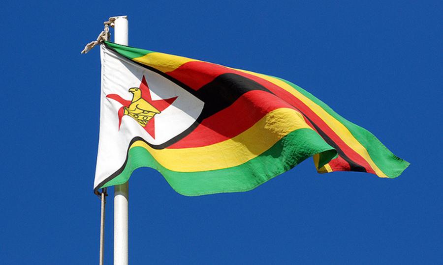 Zimbabwe - Harvey Barrison