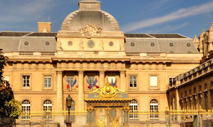Le Palais de Justice, Paris