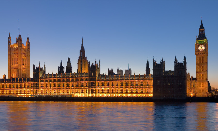 Palace of Westminster - Wikimedia Commons