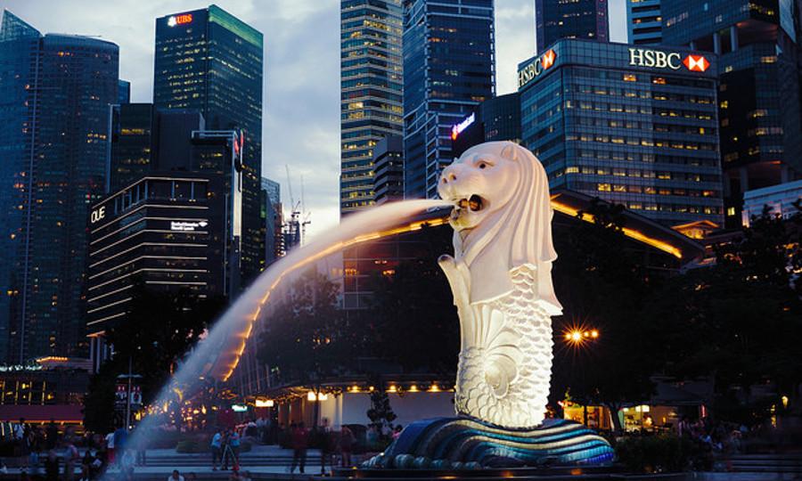 Singapore - Marek Kubica