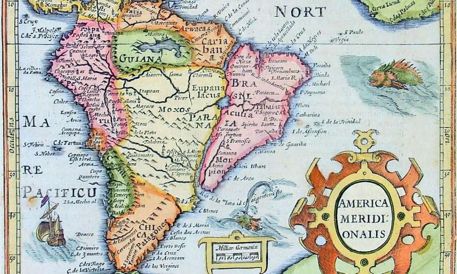 South America - Douglas Fernandes
