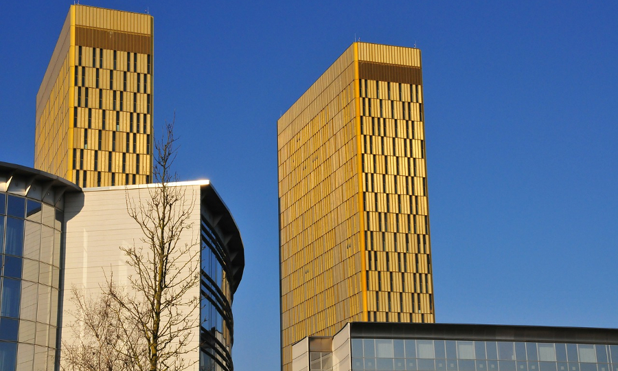 The EU Court of Justice in Luxembourg