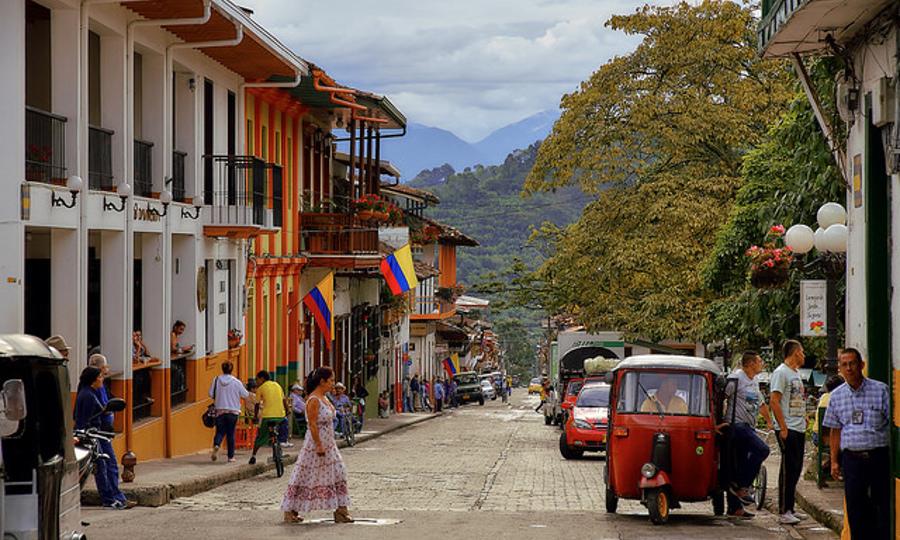 Colombia - Pedro Szekely