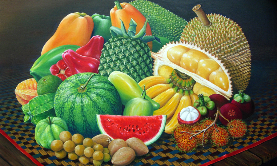 Malaysian flavours - Wizan Zaini
