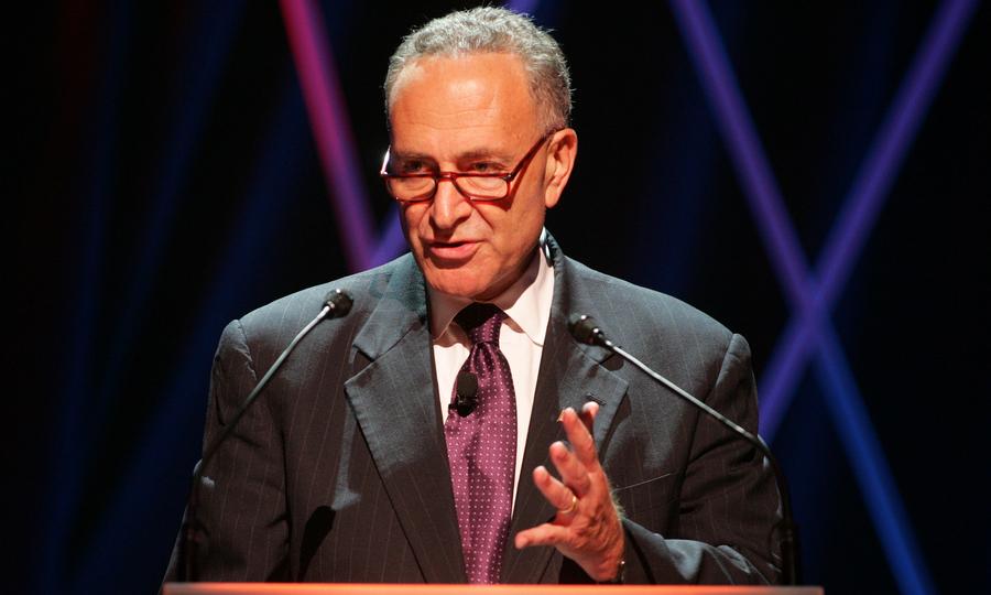 Democrat Senator Chuck Schumer