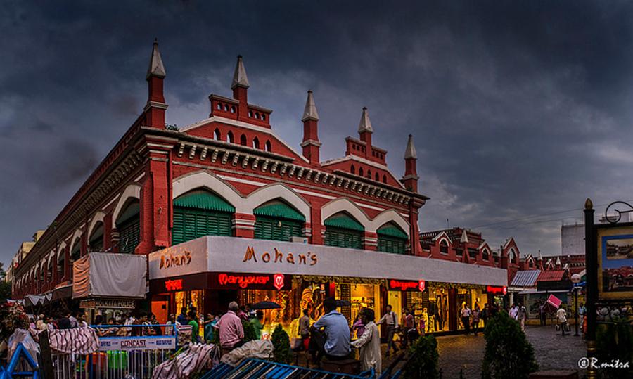 India market - Rajarshi Mitra