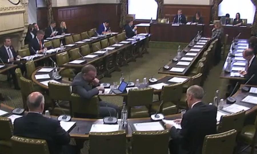 Westminster Hall debate on vaping