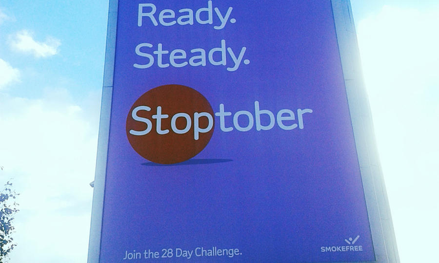 Stoptober - Elliott Brown
